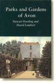 Book Cover of Parks and Gardens of Avon