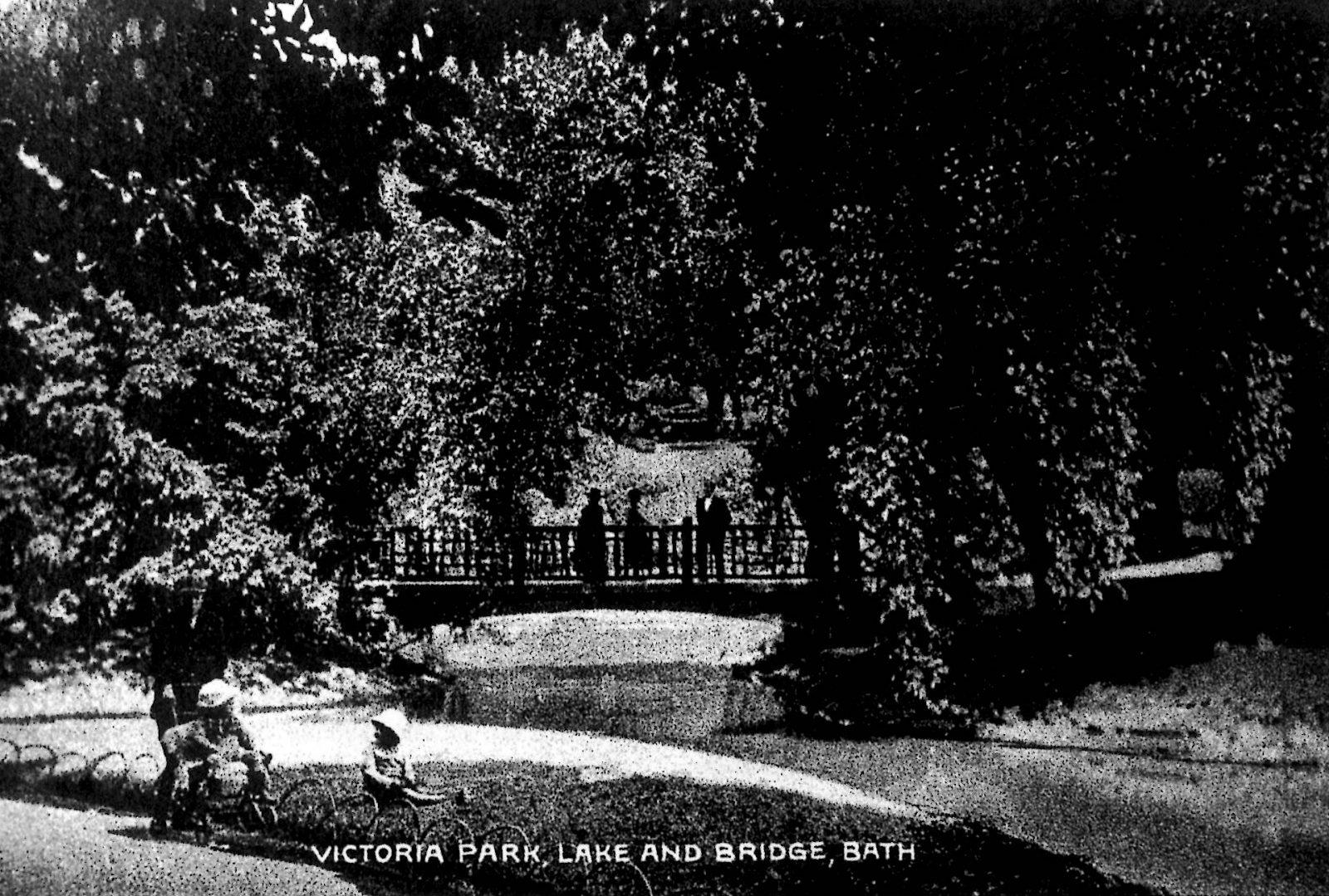 Cascade, Bath Botanical Garden