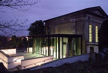 Arnos Vale Meeting rooms