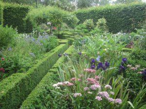 The Garden of Wortley House
