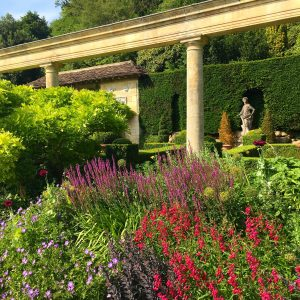 The garden at Iford Manor